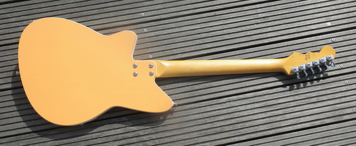 USA Reverend Advanced Wolfman Pumpkin Orage