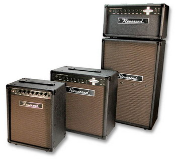 Reverend Amps